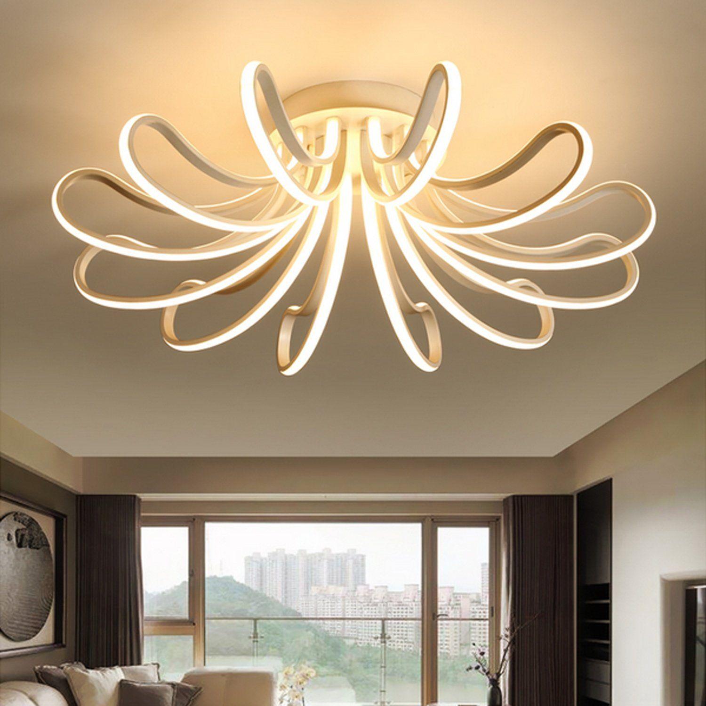 Waineg Neue Designer Moderne Led Deckenleuchten Für Wohnzimmer Schlafzimmer Schlafzimmer Lampe Plafond Avize Ac85 Lampen Wohnzimmer Deckenleuchten Lampen Decke