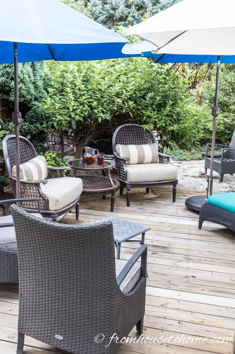 How To Make An Outdoor Living Space You'll Want To Hang ...