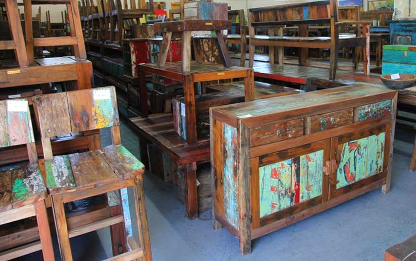Elegant Vintage Furniture Store In Perth, WA