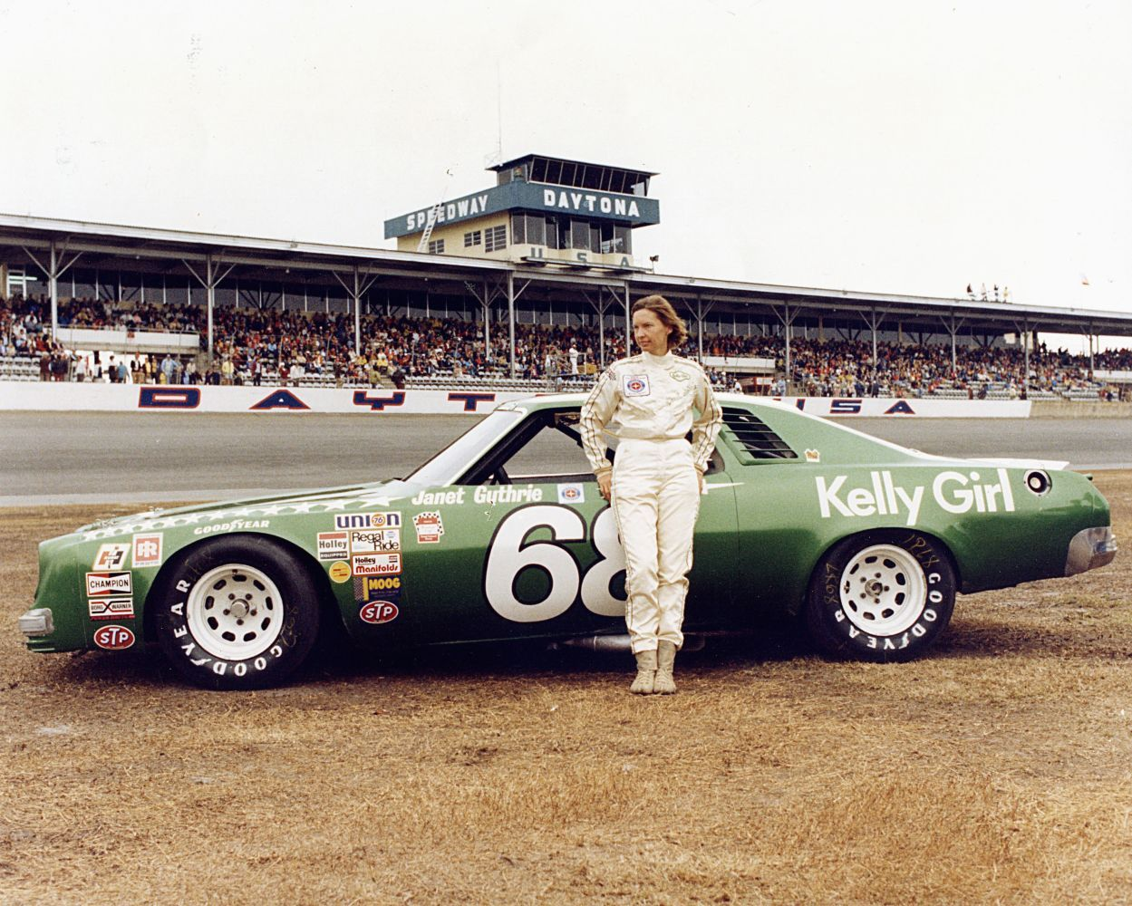 Janet Guthrei Racing Legend Visit Httpimagemotorsportscoma - Cool mom cars