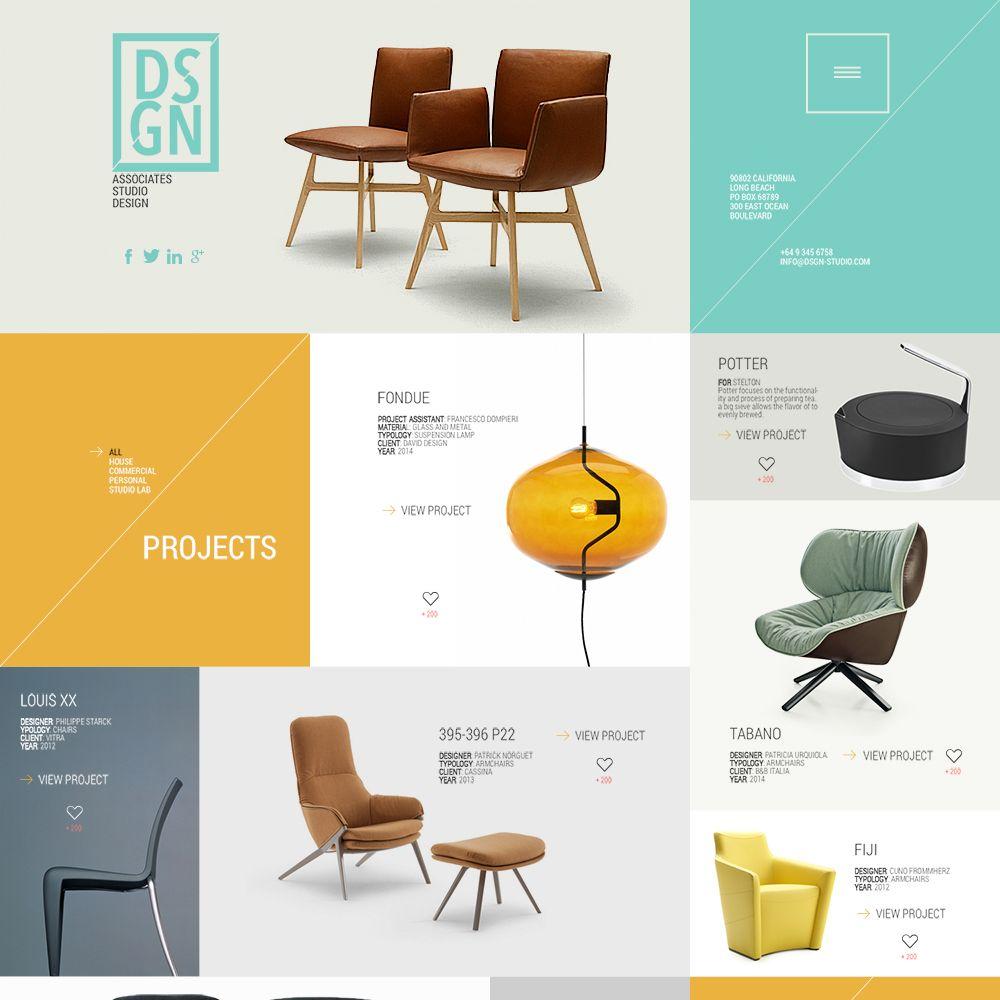 furniture websites design designer. 19 Free Interior Design And Furniture Website Templates Websites Designer