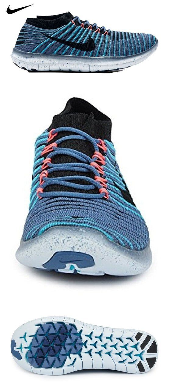 fbb182e5e55  149.9 - Nike Women s Free RN Motion Flyknit 834585 402 Ocean Fog Black Blue