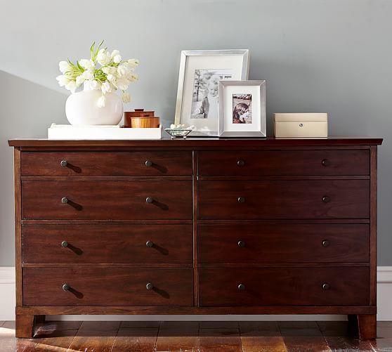 Valencia Extra Wide Dresser | Pottery Barn