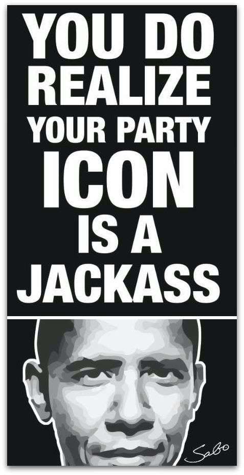 #NTB: Your Party Icon Is A JACKASS!
