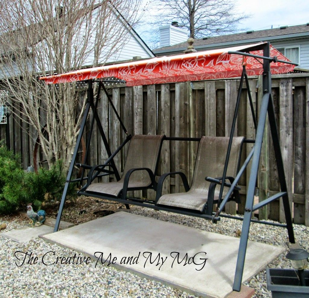 Old Chairs Upcycled into a Garden Swing | DIY Ideas ...