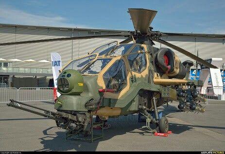 T 129 Attack HELICOPTER ( Turkish version ) # Aviation # aircraft #attack helicopter # military # army # armed forces # gun