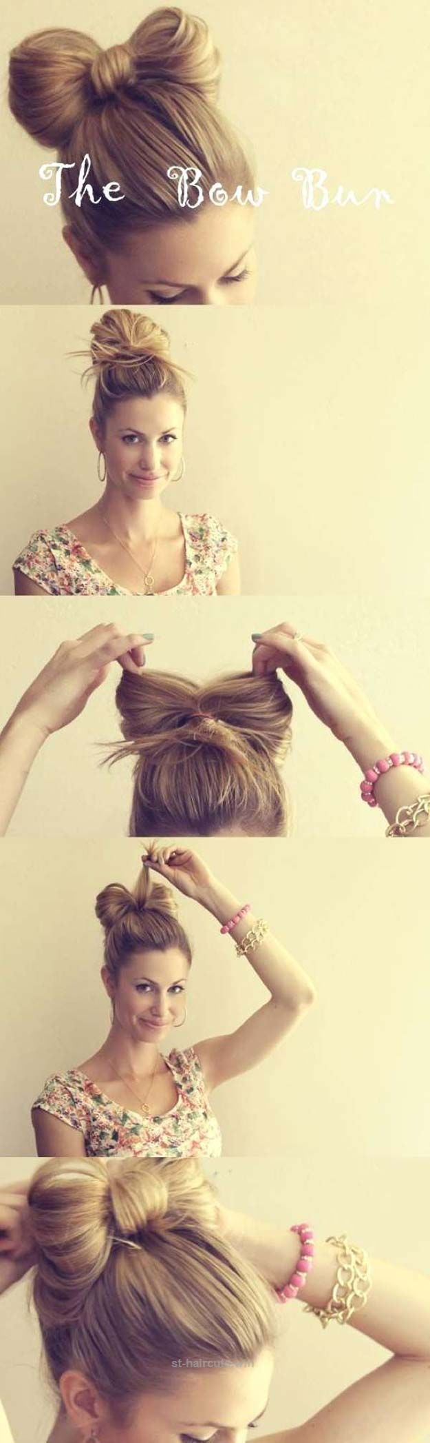 Cool and easy diy hairstyles the hair bow quick and easy ideas