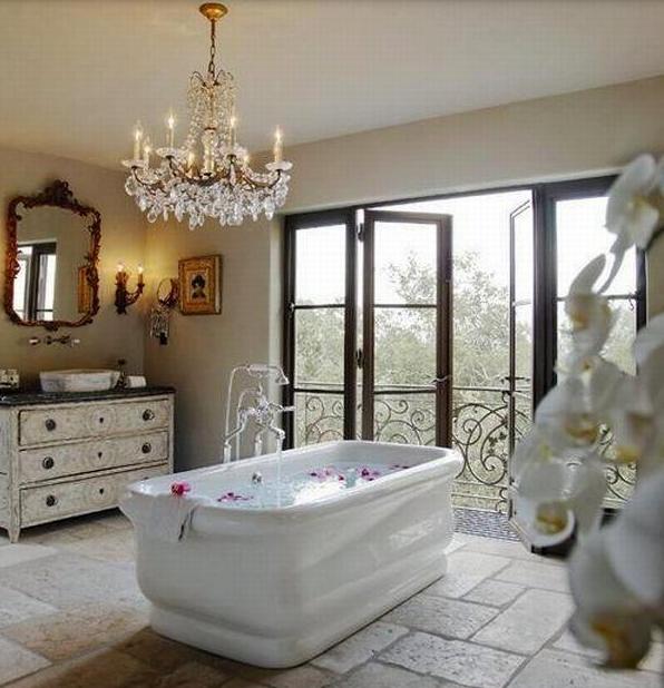 Dream Bathroom: 11 Simple Ways To Make A Small Bathroom Look BIGGER
