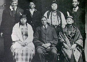 Family photos of the 1700s | IndiVisible - African-Native American ...
