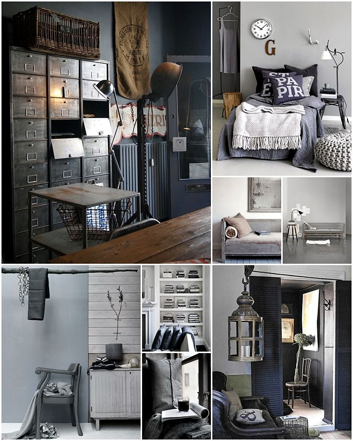 small pinterest summary of shades of gray mood pinterest wandfarbe wohnzimmer und wohnen. Black Bedroom Furniture Sets. Home Design Ideas