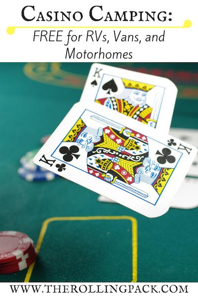 Motorhome conversions casino game