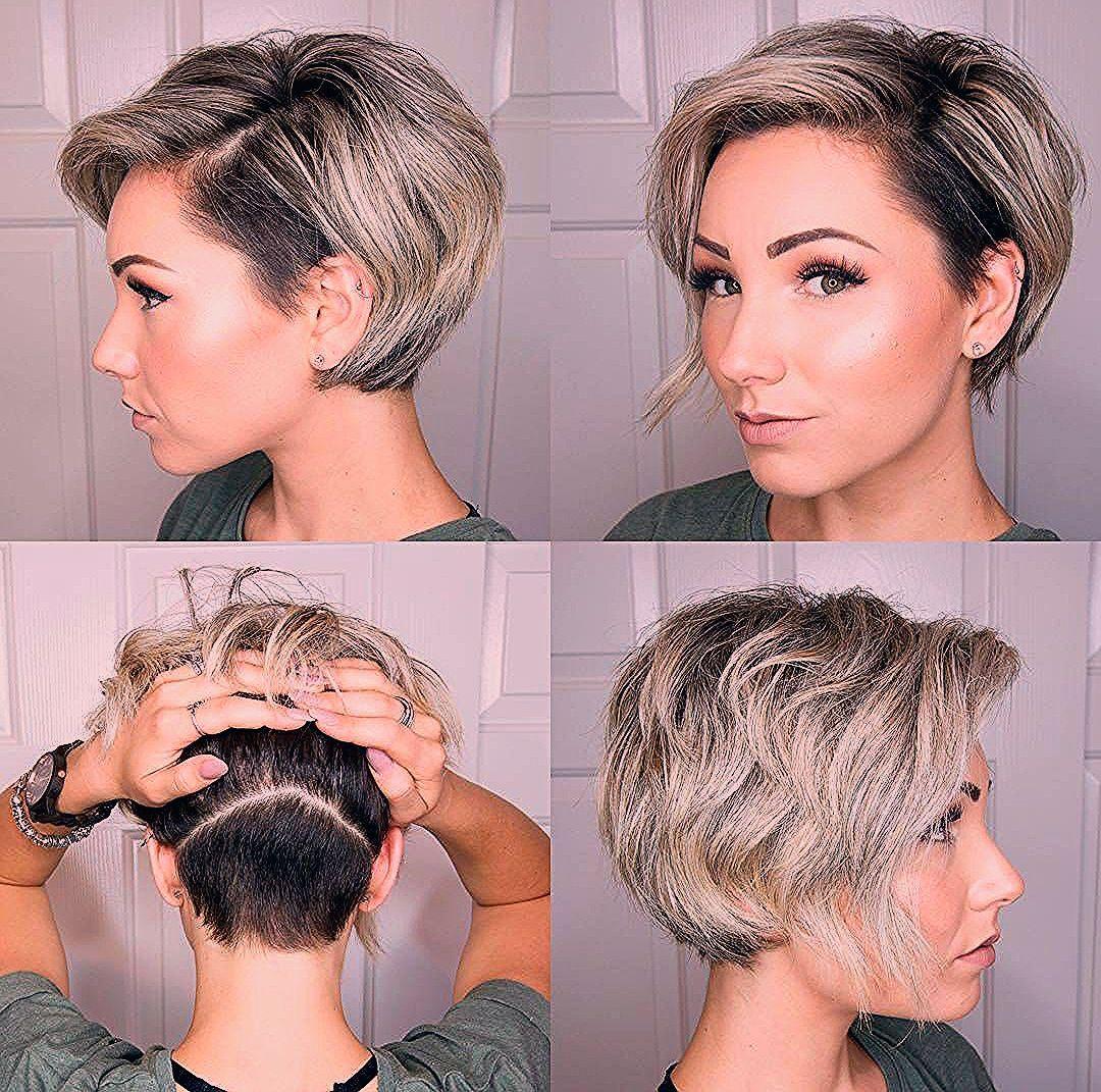 10 lange Pixie Haarschnitte für Frauen wollen ein frisches Bild - Frisuren Modelle