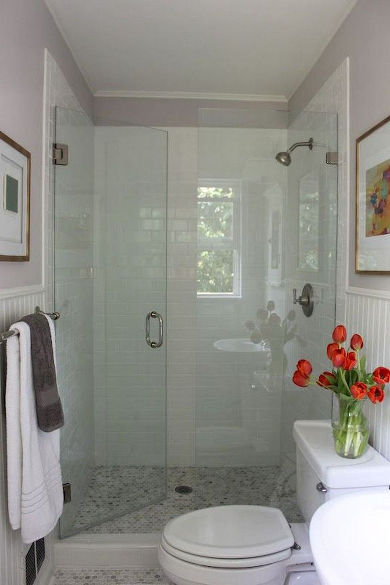 75 Beautiful Small Bathroom Shower Remodel Ideas Small Master