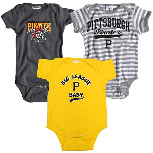 Pin By Pittsburgh Pirates On Little Buccos Cool Baby Stuff Baby Creeper Baby