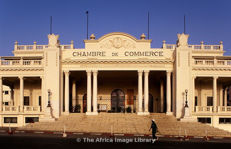 Chambre De Commerce Is One Of The Older Colonial Buildings On The Place De L Independance Dakar Senegal Photo By Ariadne Building Architecture House Styles