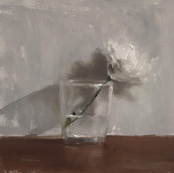 Neil Carroll Original Oil Painting Realism Impressionism Still Life