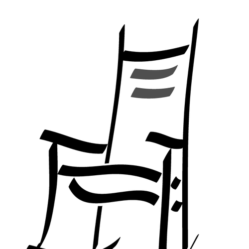 Create A Rocking Chair Illustration For A Tennessee Smoky Mountains Resort Illustration Or Graphics Contest Ad Design Illustration Illustration Design Design