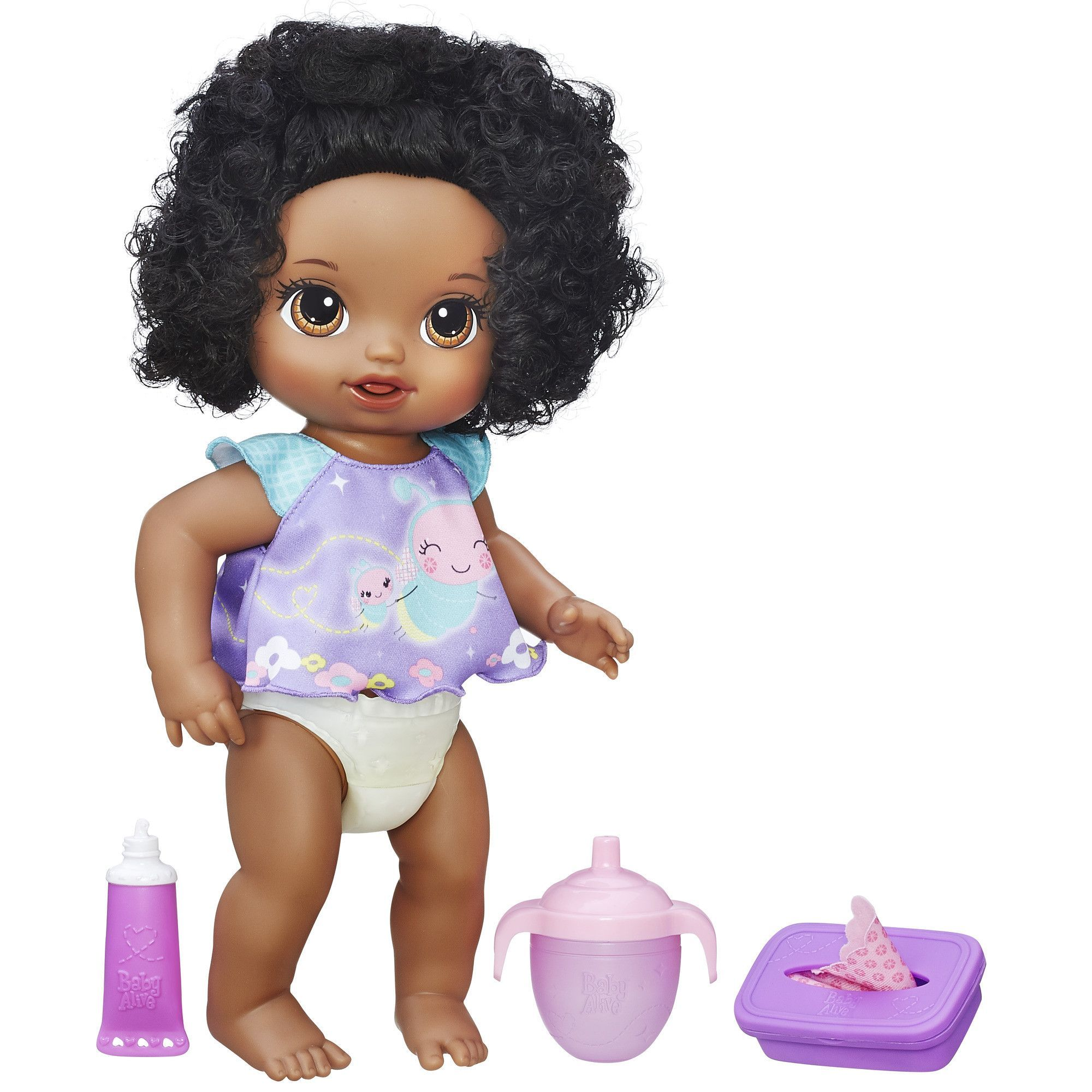 Baby Alive Twinkles N Tinkles African American Baby Doll Accessories Baby Alive Realistic Baby Dolls