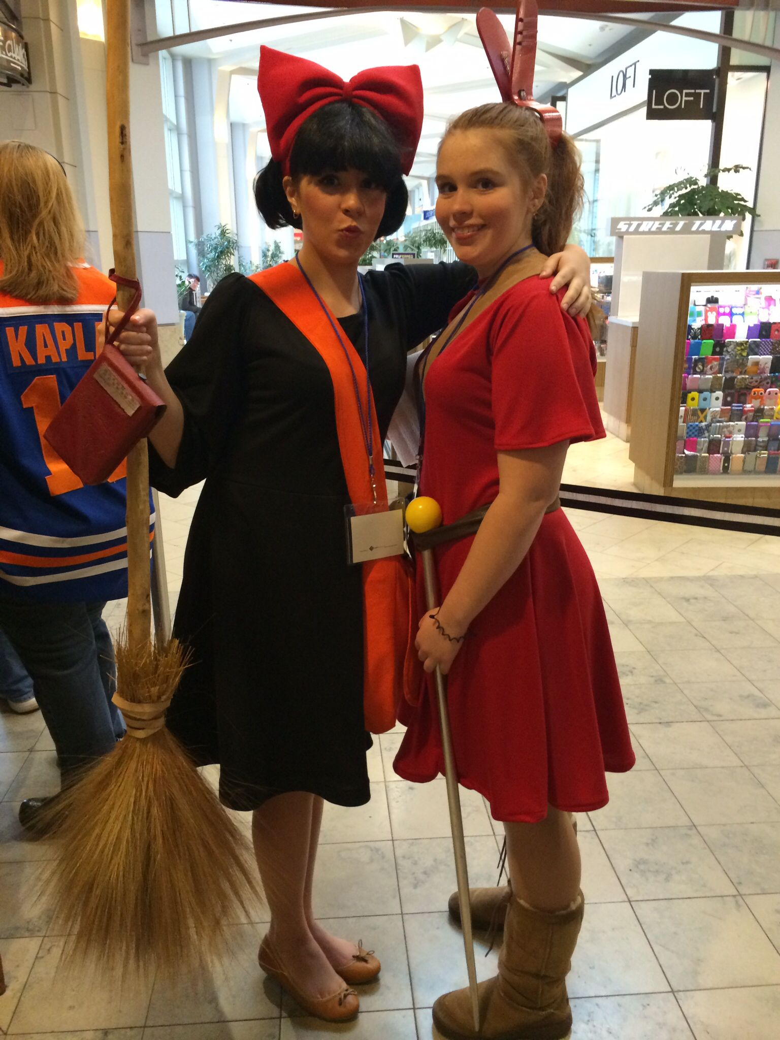 Kiki Delivery Service meets Arrietty at Anime Boston 2014 ...
