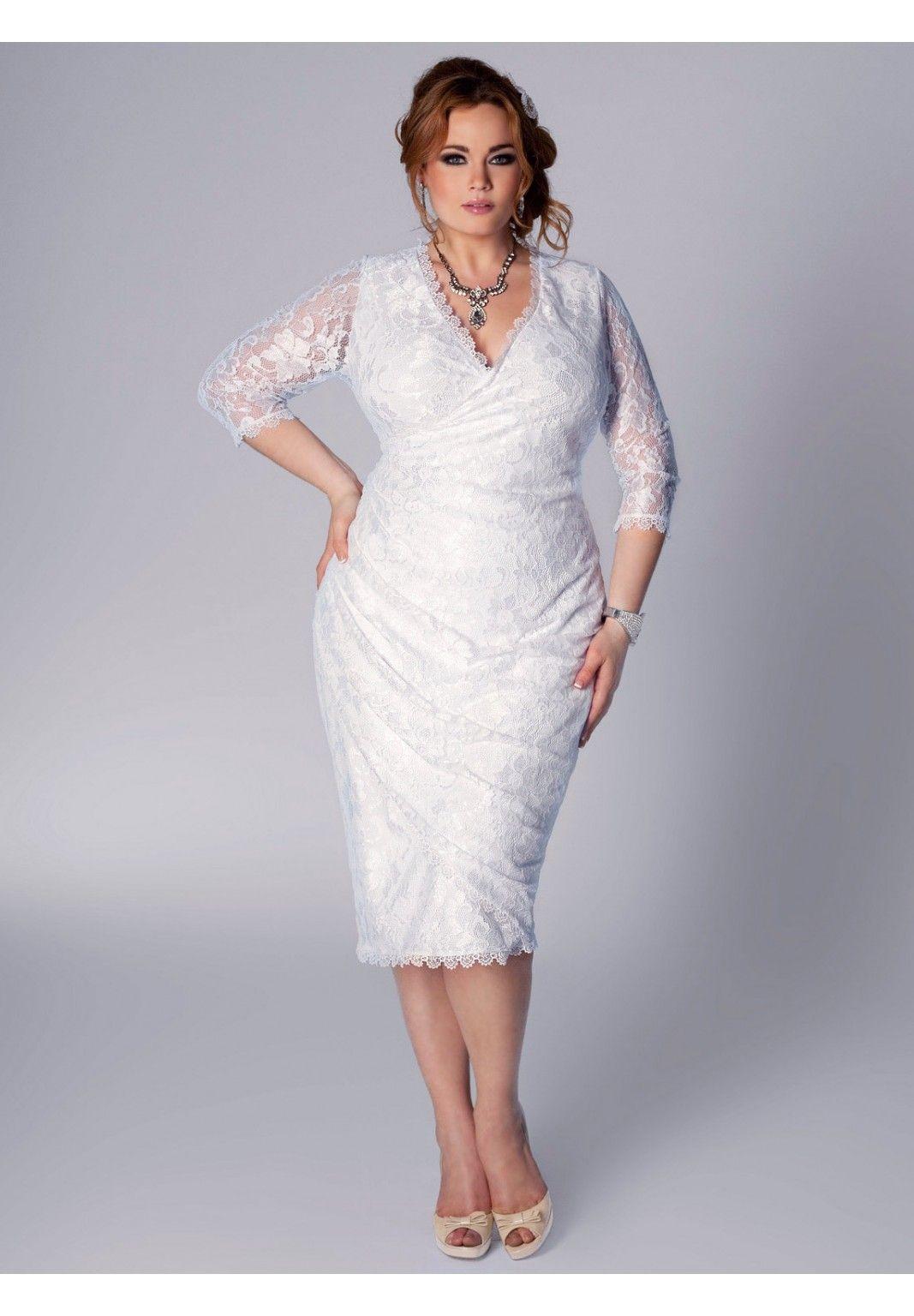 Gisela wedding dress plus size igigi by yuliya raquel