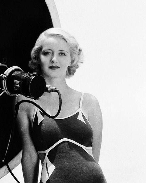 Bette Davis, 1931.