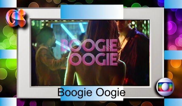 REDE ALPHA TV | O Mundo das Novelas : BOOGIE OOGIE | Capítulo 002 - 05/08/2014 (Globo - ...