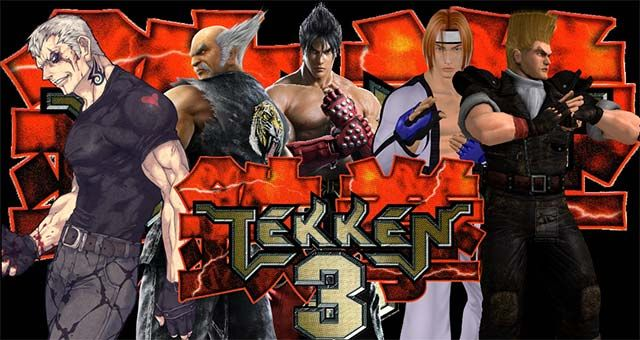 Tekken 3 PC game full edition is one of the most popular PC