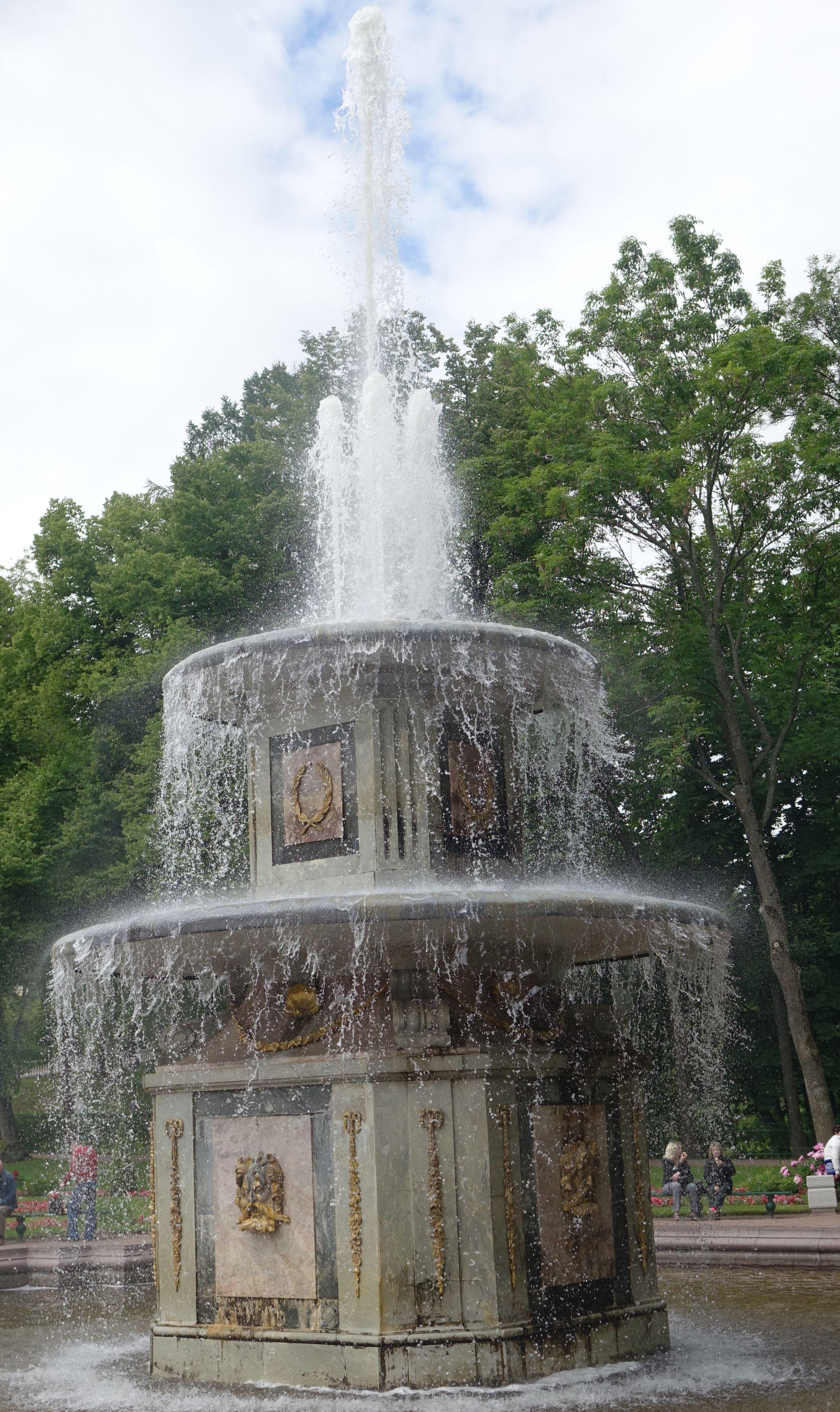10 самых красивых фонтанов Рима. Италия