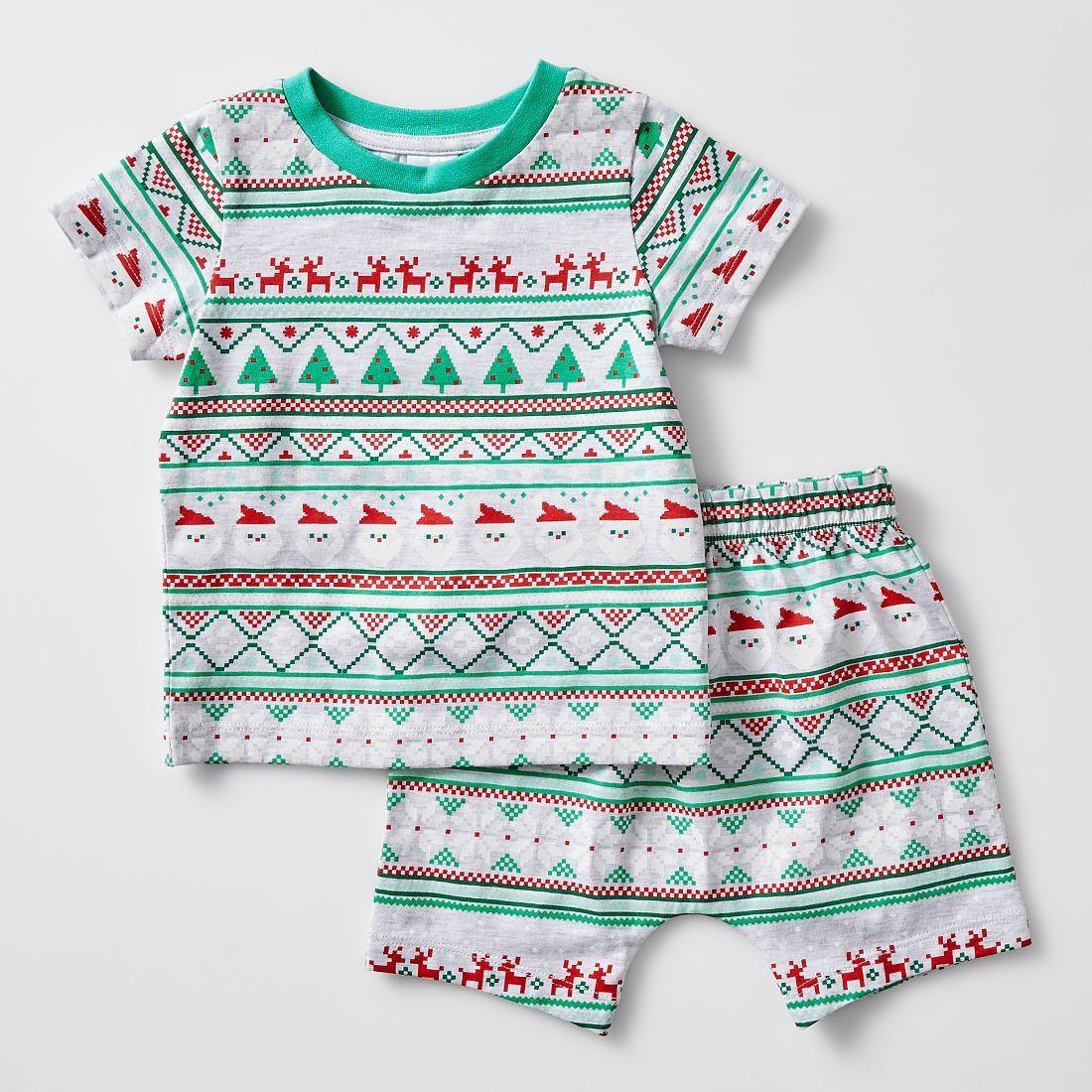 Baby Family Christmas Pyjama Set Target Australia Baby