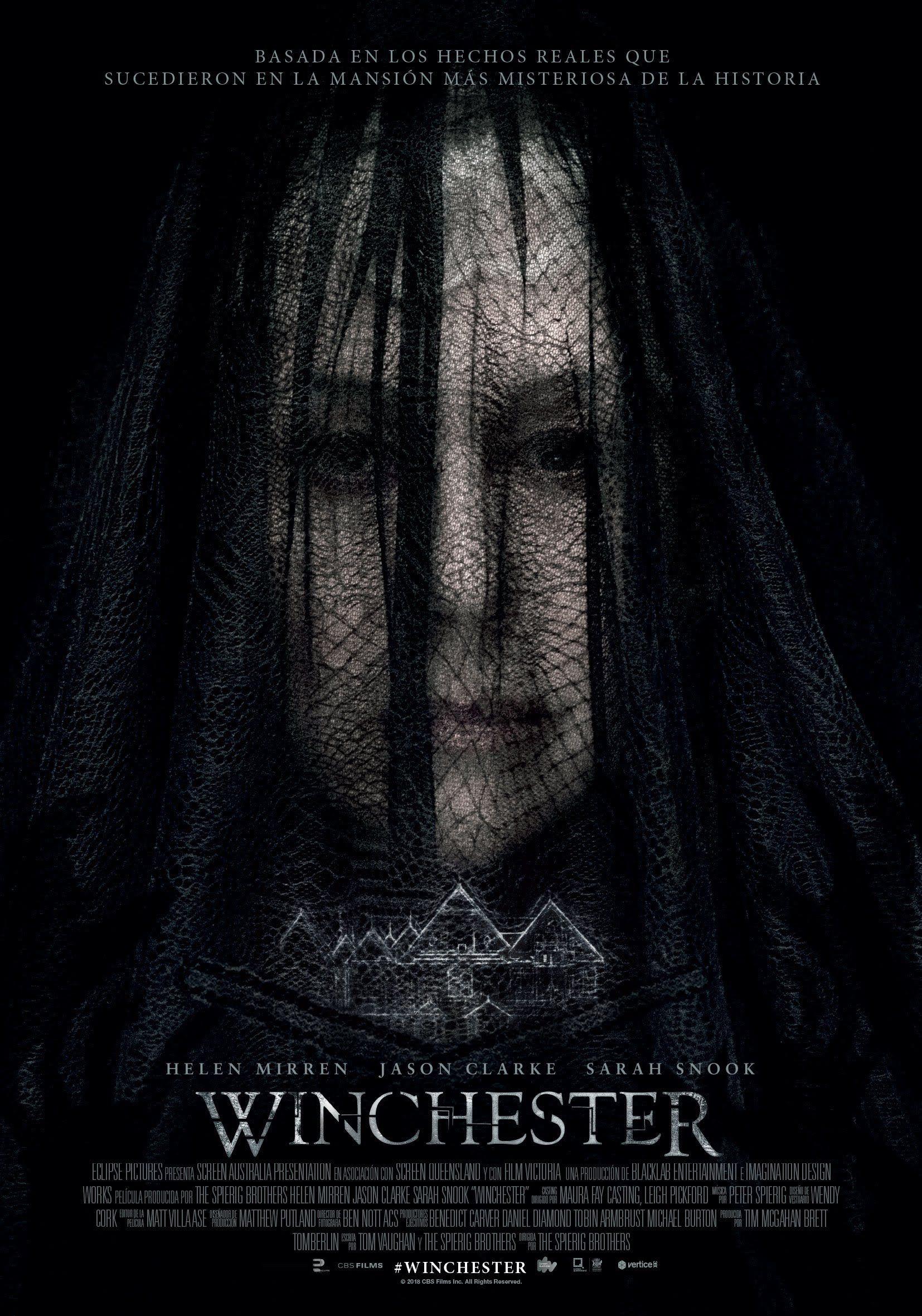Winchester Ver Pelicula De Terror Peliculas Completas Y Ver Peliculas Completas