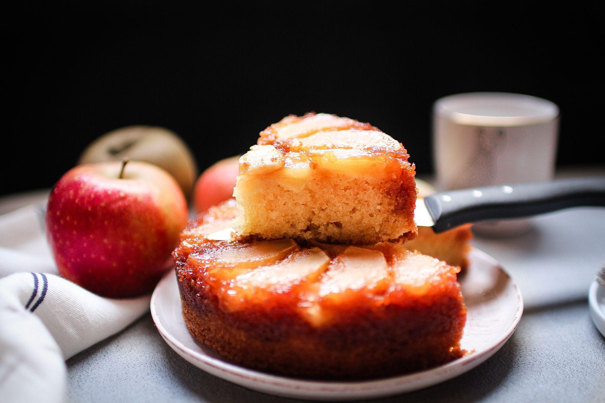 Quatre quart aux pommes caramélisées de Christophe Felder #quatrequart Quatre quart aux pommes de Christophe Felder | Royal Chill - blog cuisine, voyage et photographie #quatrequart