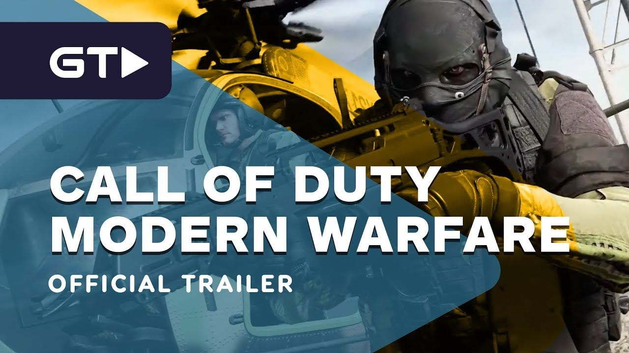 Call of duty modern warfare official season one trailer