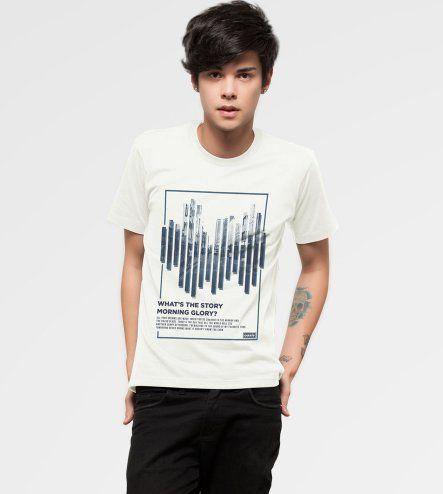 Camiseta (Whats The Story) Morning Glory? - Oasis