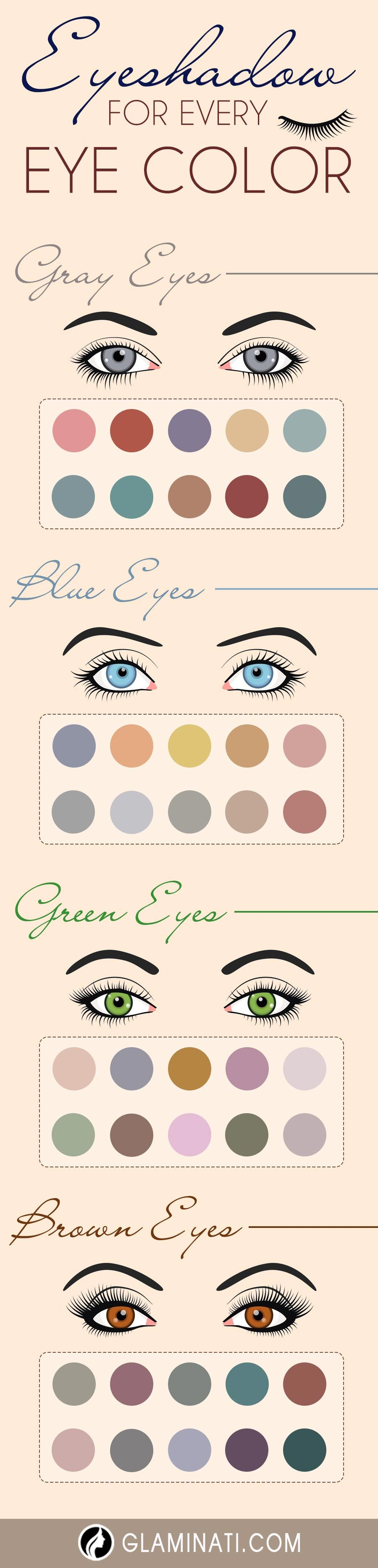 33 most magical makeup ideas for gray eyes   makeup tools