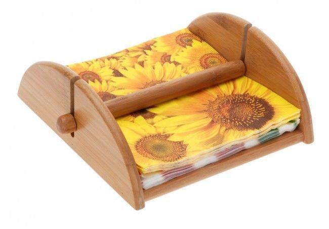 serviettenhalter bambus serviettenst nder f servietten servittenhalter pinterest. Black Bedroom Furniture Sets. Home Design Ideas