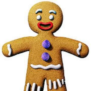 Gingy Shrek Google Search Ginger Cookies Christmas Gingerbread Man Gingerbread Man Story