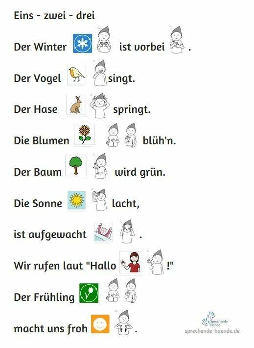 Pin by Sandra K on Lieder und Gedichte   Pinterest ...