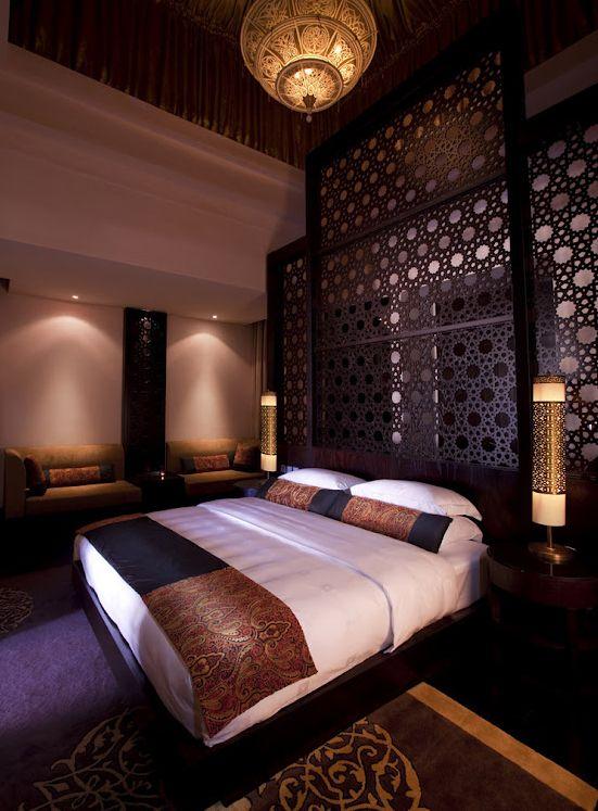 Banyan Tree Al Wadi Hotel In Al Mazraa Dubai Arabesque Interiors