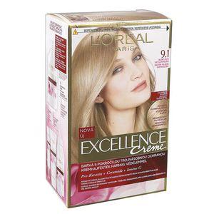 L Oreal Paris Excellence 9 1 Natural Light Ash Blonde Hair Dye