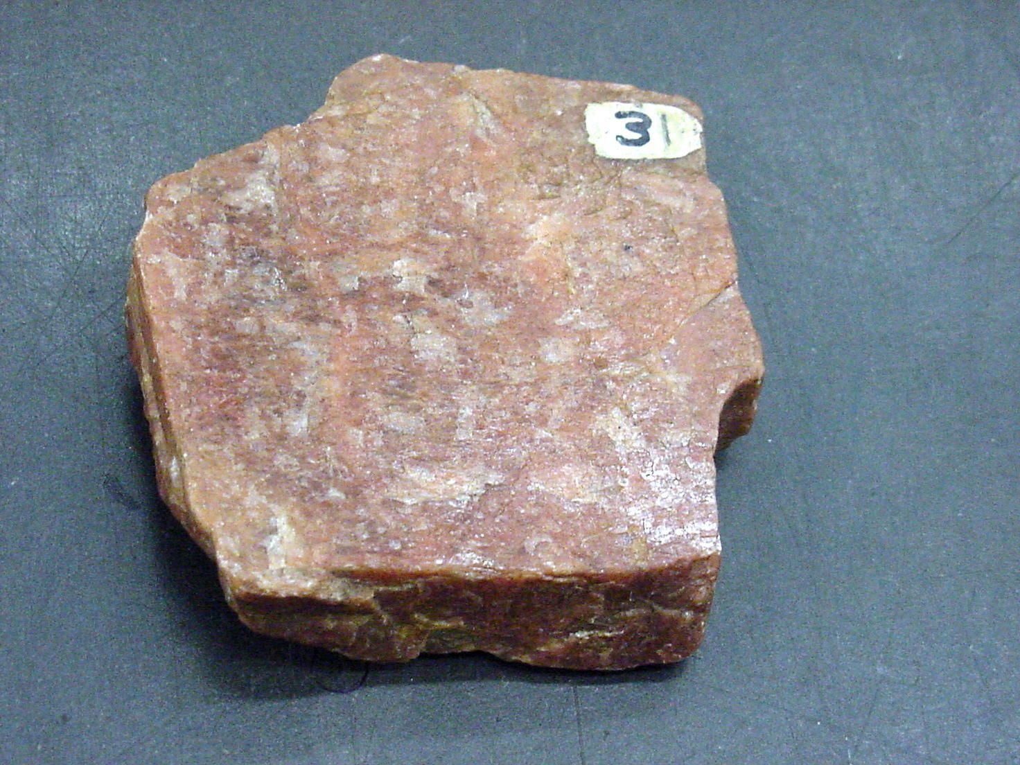 Potassium Feldspar: silicate mineral | Earth Space Science ...