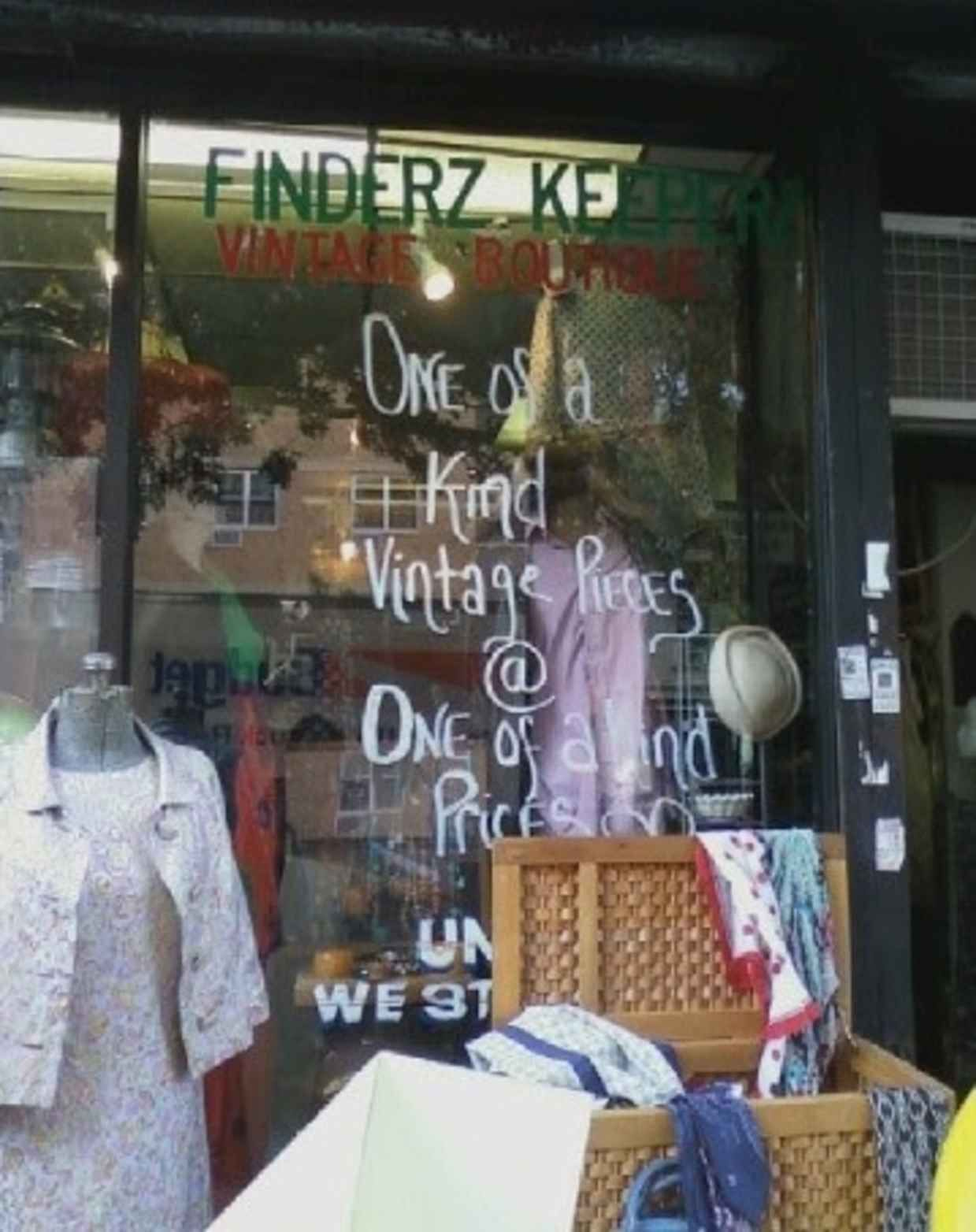 Broke And The City Actually Affordable Nyc Thrift Stores