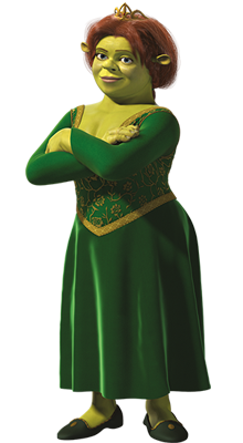 Princess Fiona Is One Of The Main Characters In The Shrek Franchise And The Main Female Lead She Is The Wife Of Shrek The Princess Fiona Shrek Fiona Shrek