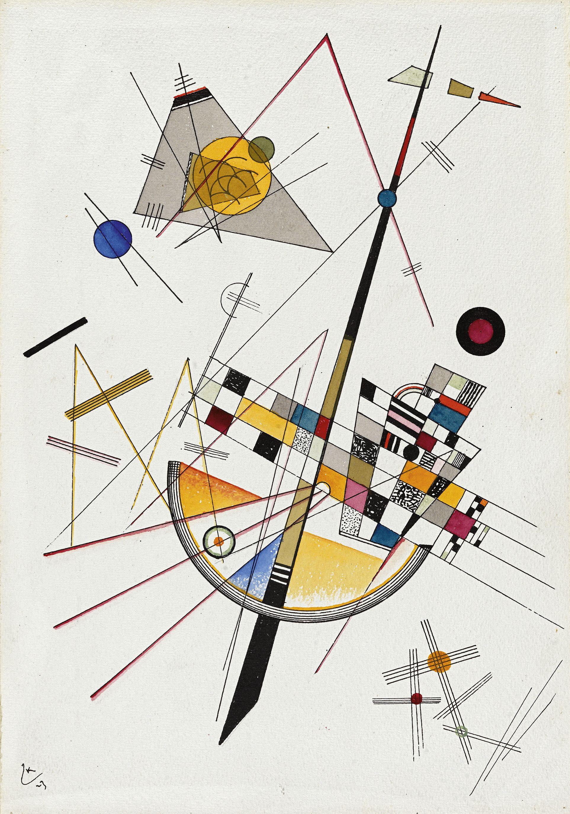 pin von tobias auf orbital debris kandinsky wassily abstrakte kunst malerei bilder kaufen gesicht malen acryl abstrakt