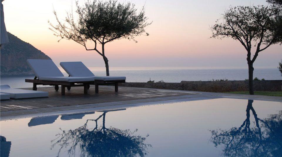 Hotel can simoneta 5 estrellas norte de mallorca for Hotel rural lujo madrid