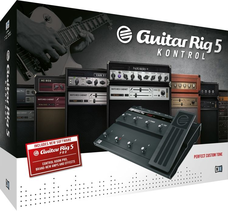 Guitar Rig 5 Pro Full Crack + Keygen Download [Updated
