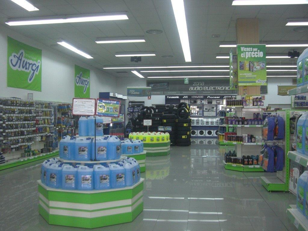 Asi De Organizadas Estan Las Tiendas Aurgi Facil De Encontrar Lo