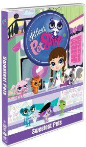 Amazon Com Littlest Pet Shop Sweetest Pets Various Movies Tv Littlest Pet Shop Pet Shop Pets