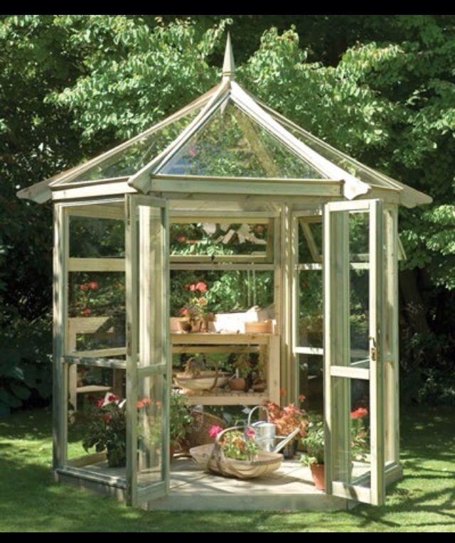 Garden... Viktorianische gewächshäuser, Gewächshauspläne