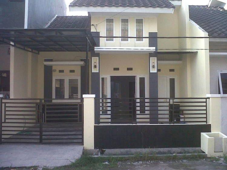 Warna Cat Rumah Minimalis Tampak Depan Rumah Minimalis Home Fashion Rumah