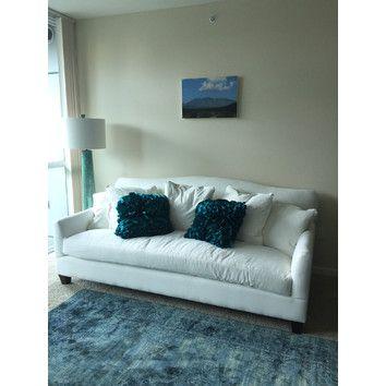 Birch Lane Fairchild Slipcovered Sofa Reviews Wayfair